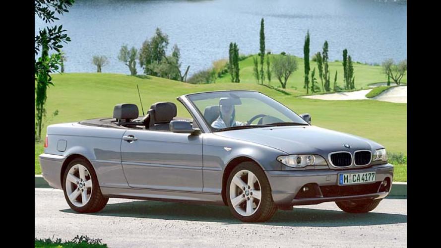 BMW 3er Cabrio: Jetzt auch mit Diesel als 320Cd Cabrio