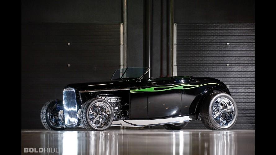 Ford Chromzilla Custom Show Roadster