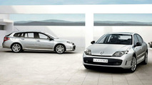 2008 Renault Laguna GT saloon and estate