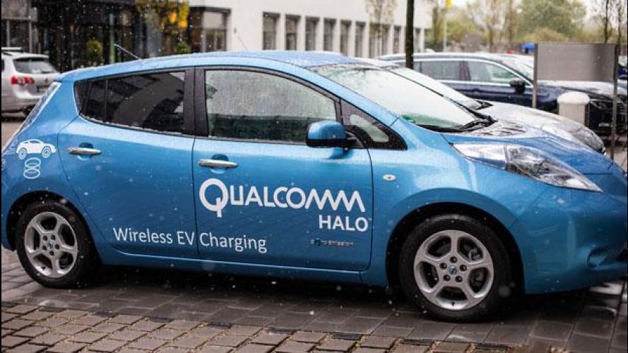 Qualcomm, la mobilità elettrica sarà wireless e a