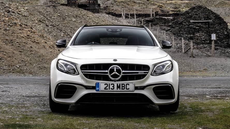 2017 Mercedes-AMG E63 Estate