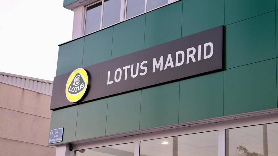 Lotus madrid nuevo concesionario de la marca brit nica en las rozas - Cabo rufino lazaro ...