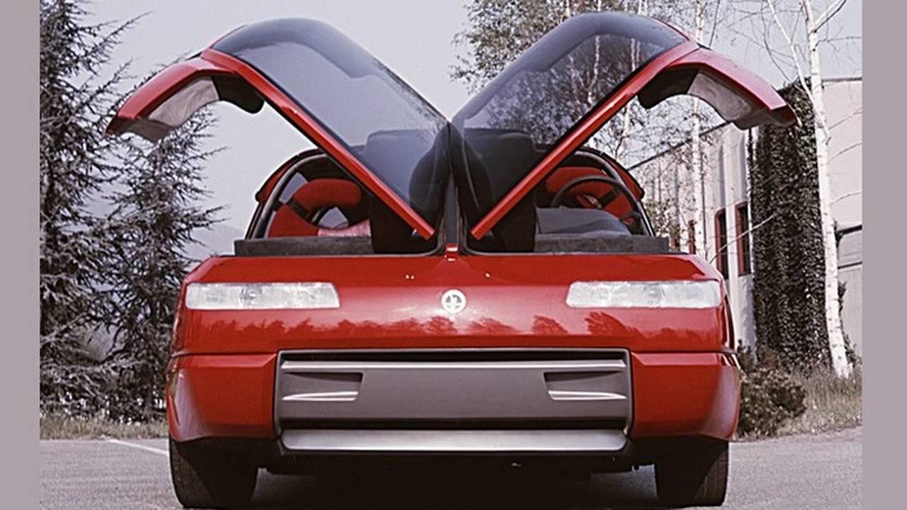 Lamborghini Genesis 1988 Bertone La...