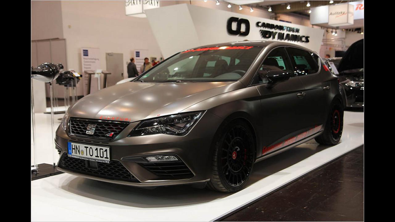 Carbonfiber Dynamics Seat Leon Cupra 300