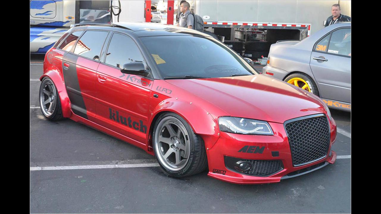 Audi A3 Breitbau
