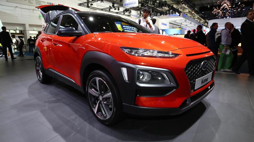 Hyundai Kona Will Rival Citroen C3 Aircross