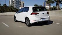 2017 VW e-Golf