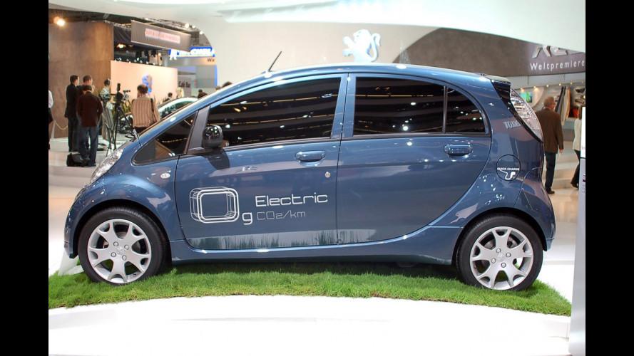 Peugeot iOn: al via le prenotazioni