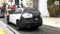 2018 Jeep Cherokee Spy Video