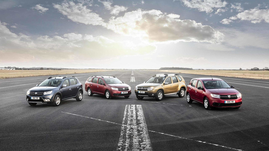 Owners Vote Dacia Britain's Best Value Car Brand
