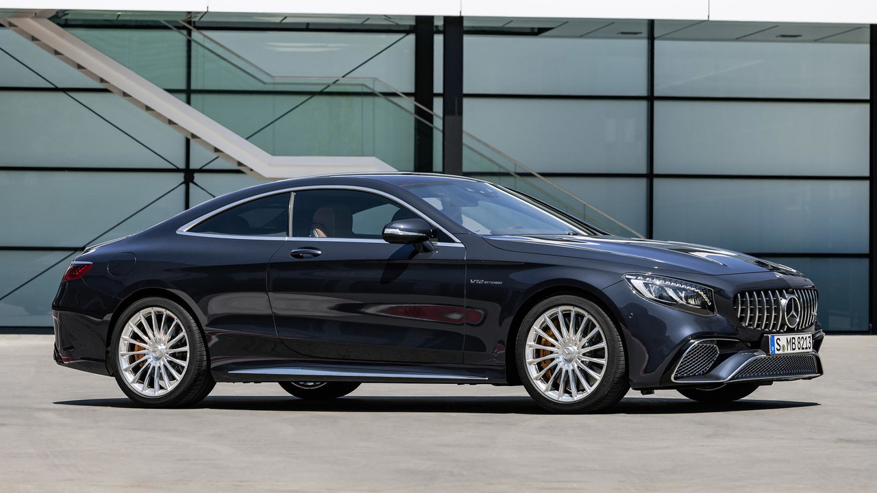 S Class Coupe >> Mercedes-Benz S-Class Coupe Reveals Its Frankfurt Facelift