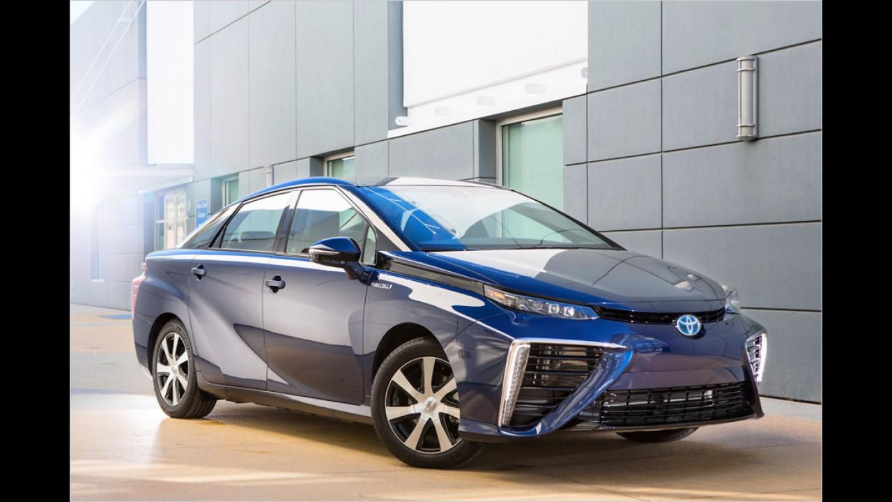 Toyota Zukunft