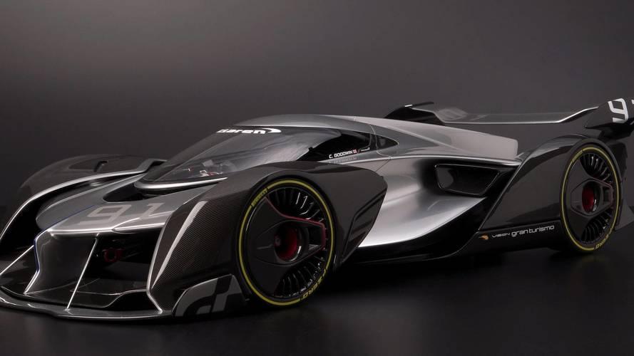 McLaren Ultimate Vision GT au 1/8