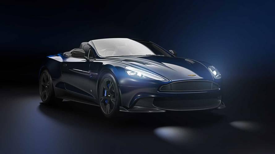 Une Aston Martin Vanquish S signée Tom Brady