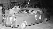 1955 Mille Miglia: Mercedes-Benz 180 D