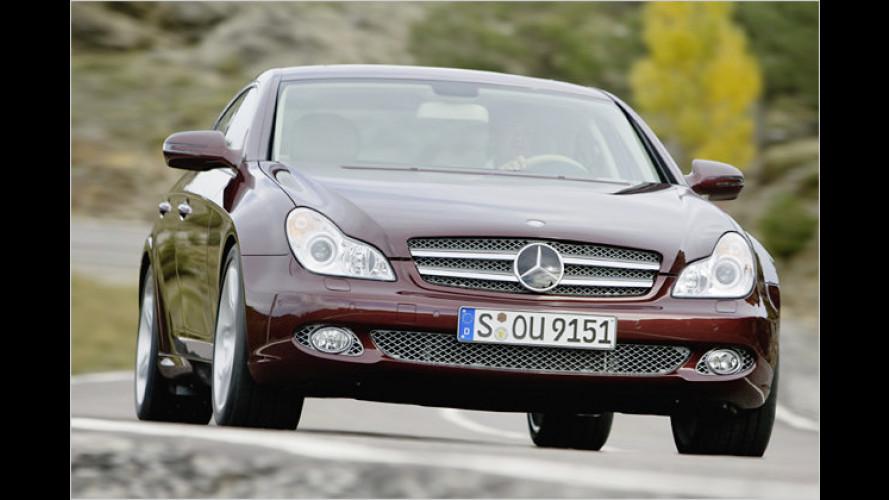 Produktionsende für erste Mercedes-CLS-Generation