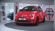 Fiat 500 - Deux millionième exemplaire