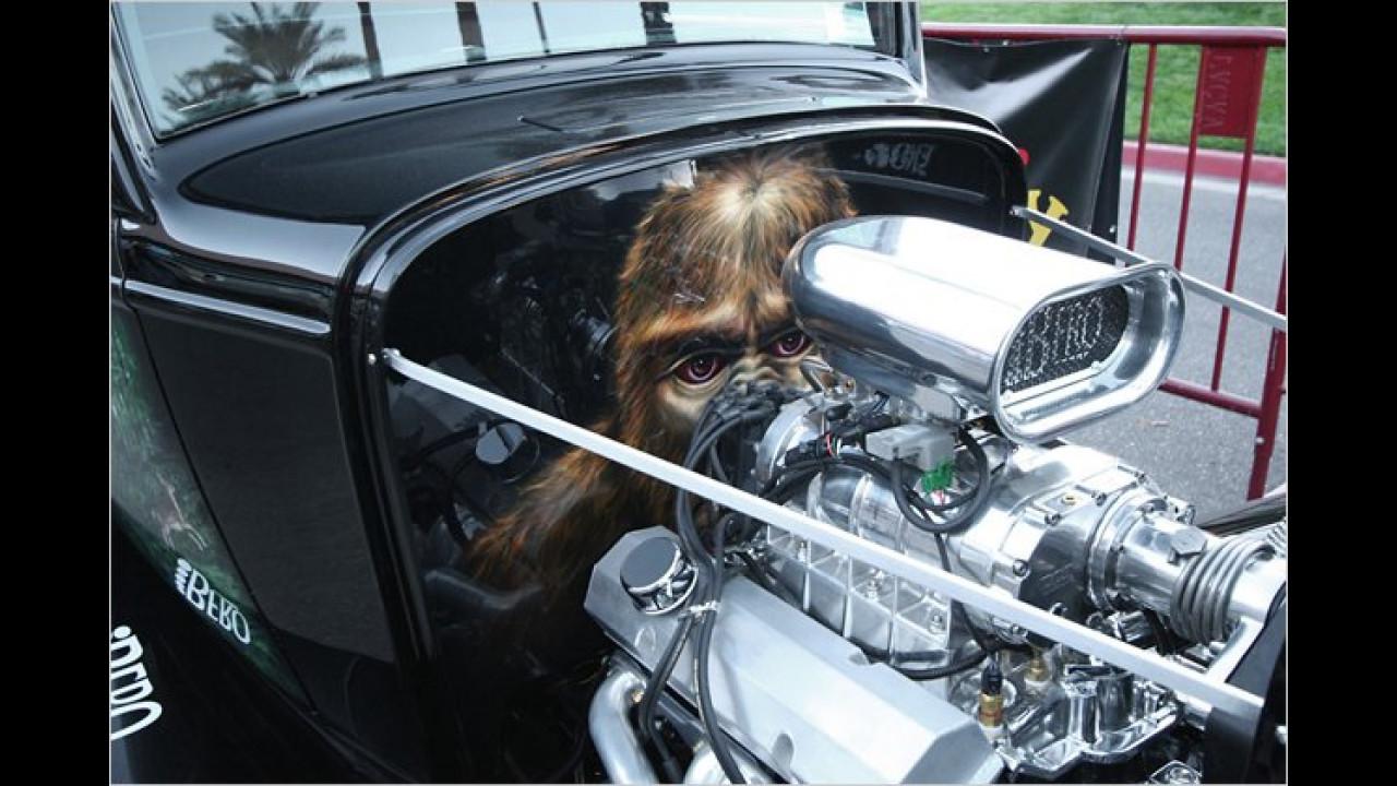 Mit Chevy-Power