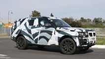 2013 Range Rover details emerge - report