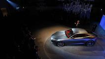 Jaguar C-X16 concept live in Frankfurt - 15.9.2011