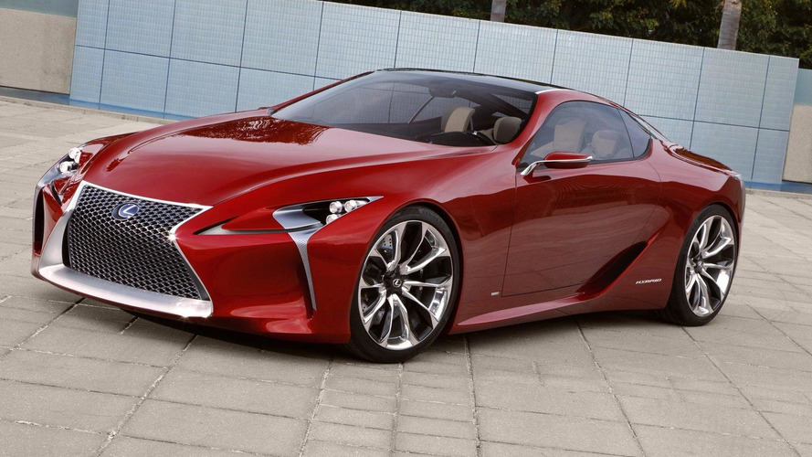 New Lexus SC in development - report