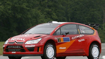 Citreon C4 WRC