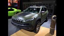 Jeep al Salone di Dubai 2015