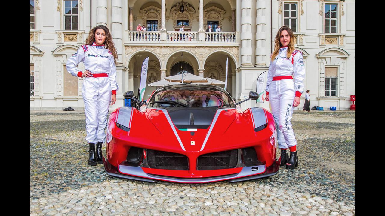 Salone dell'auto di Torino Parco Valentino 2016