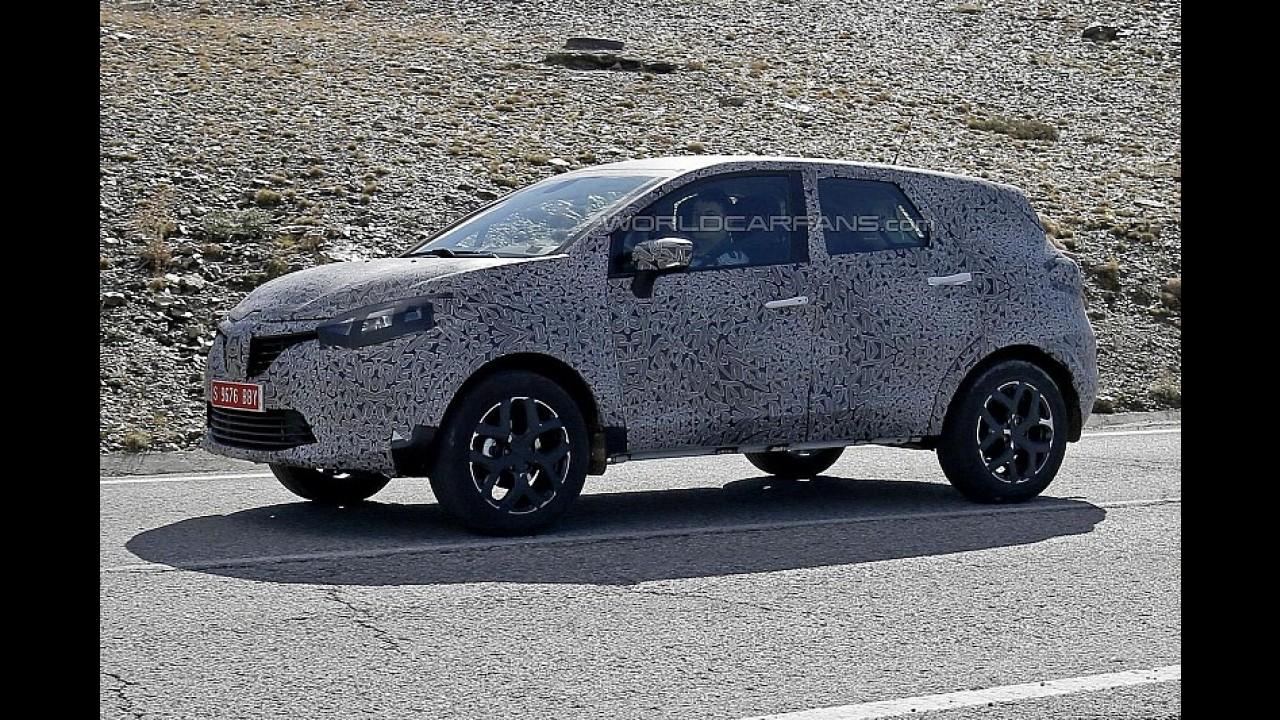 "Renault Kaptur: eis o ""Grand Captur"" que deverá ser brasileiro"