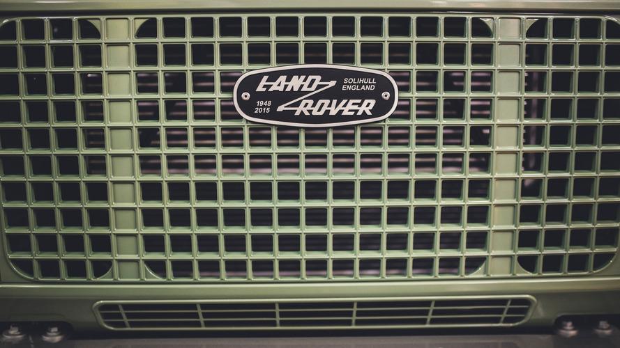 Jaguar Land Rover had $3.7 million worth of engines stolen