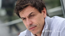 Toto Wolff comments Rosberg replacement