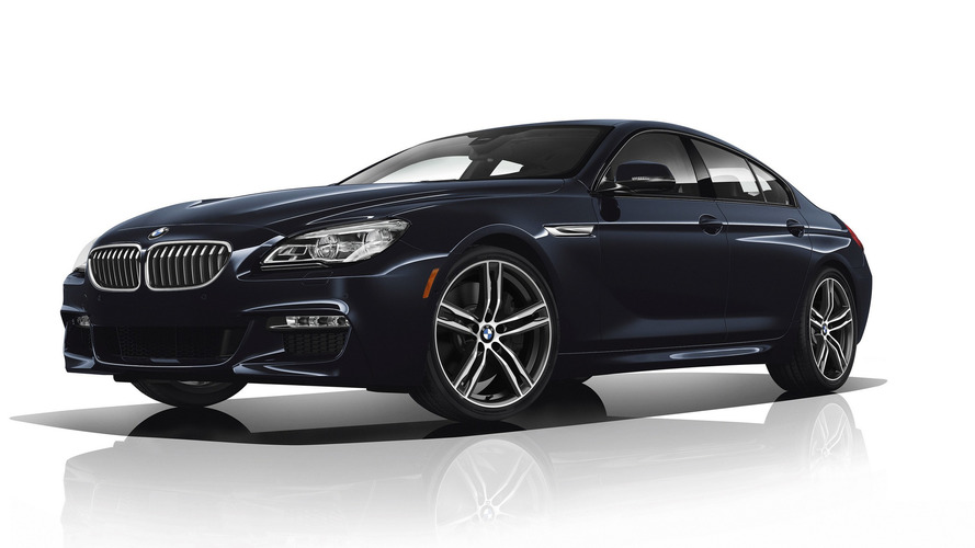 2018 BMW 6 Series refreshed for U.S. with cosmetic tweaks