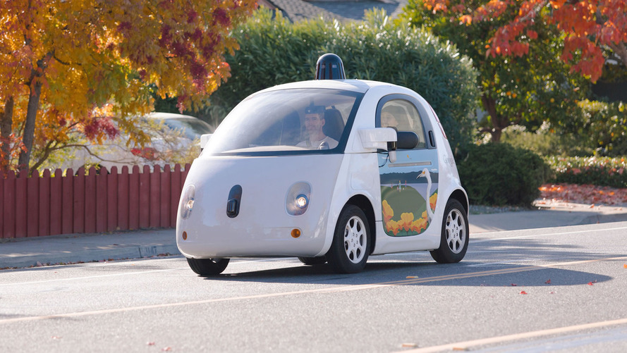 Google car rebrands as Waymo, scales down autonomous vehicle production
