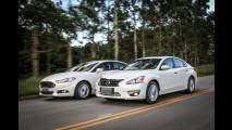 EUA: Altima vende mais que Fusion e Elantra bate recorde de vendas
