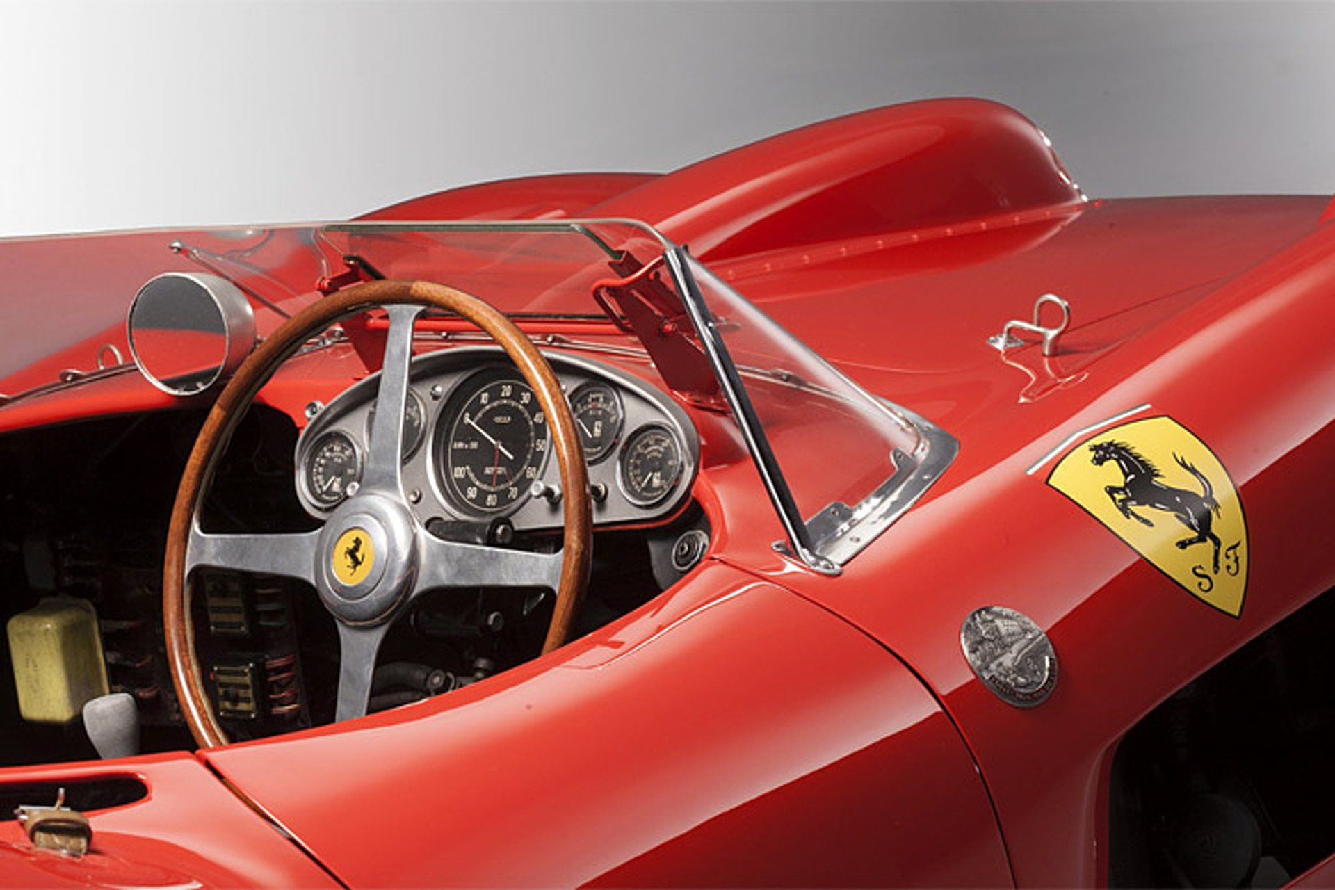 This 1957 Ferrari is Expected to Sell for Over $31 Million