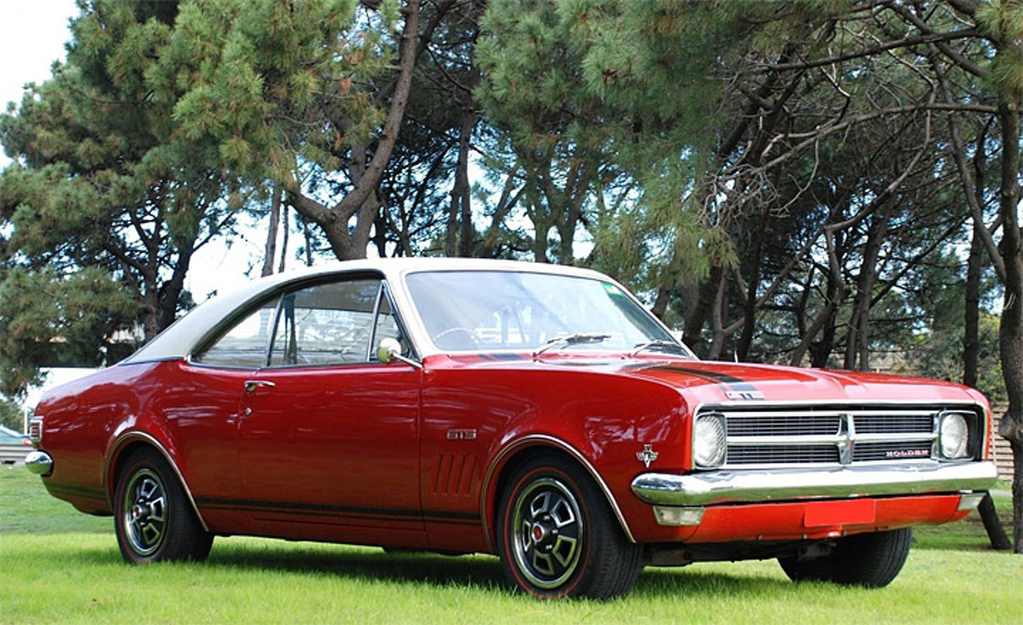 Iconic \'60s Muscle Car Isn\'t American, It\'s an Aussie
