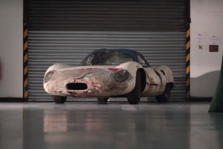 British Racing Prototype Gets New Life After 45 Years in a Shed