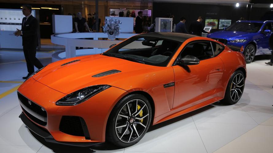 Jaguar to extend SVR portfolio to smaller engines, EVs