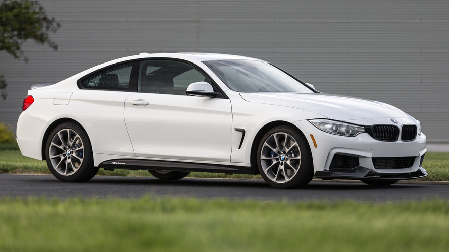 The BestSelling BMW Series Coupe Is Actually A Sedan - 4 series bmw