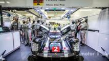 #2 Porsche Team Porsche 919 Hybrid- Romain Dumas, Neel Jani, Marc Lieb