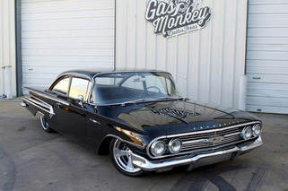 Gas Monkey Garage Builds One Big, Bold Chevy Bel Air