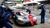 Pit stop #68 Ford Chip Ganassi Racing Ford GT- Joey Hand, Dirk Müller, Sébastien Bourdais