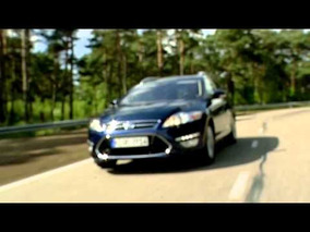 2011 Ford Mondeo Wagon Driving