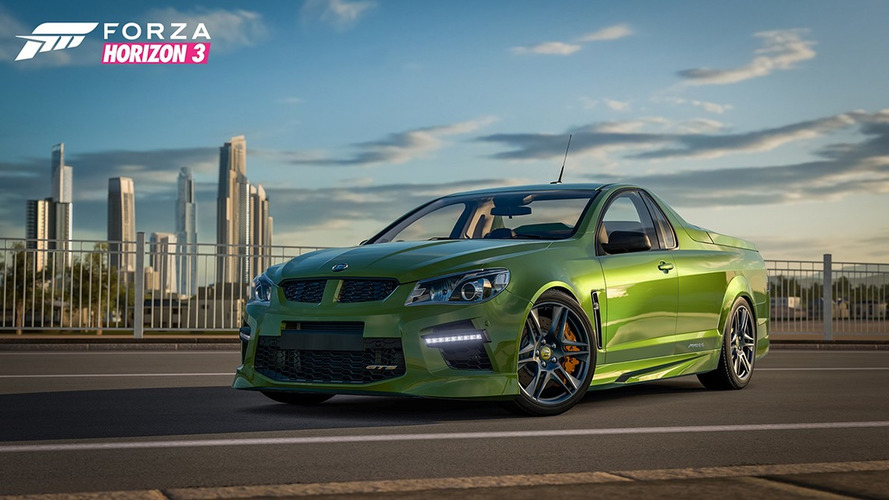 Second part of Forza Horizon 3 car list revealed early