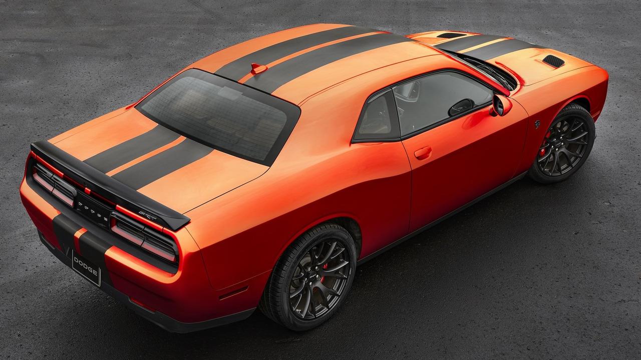 Dodge Go Mango heritage golor