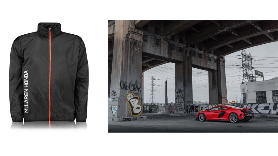 McLaren Honda Essentials Ultra Light Jacket