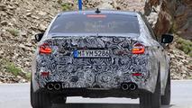 2018 BMW M5 casus fotoğrafları