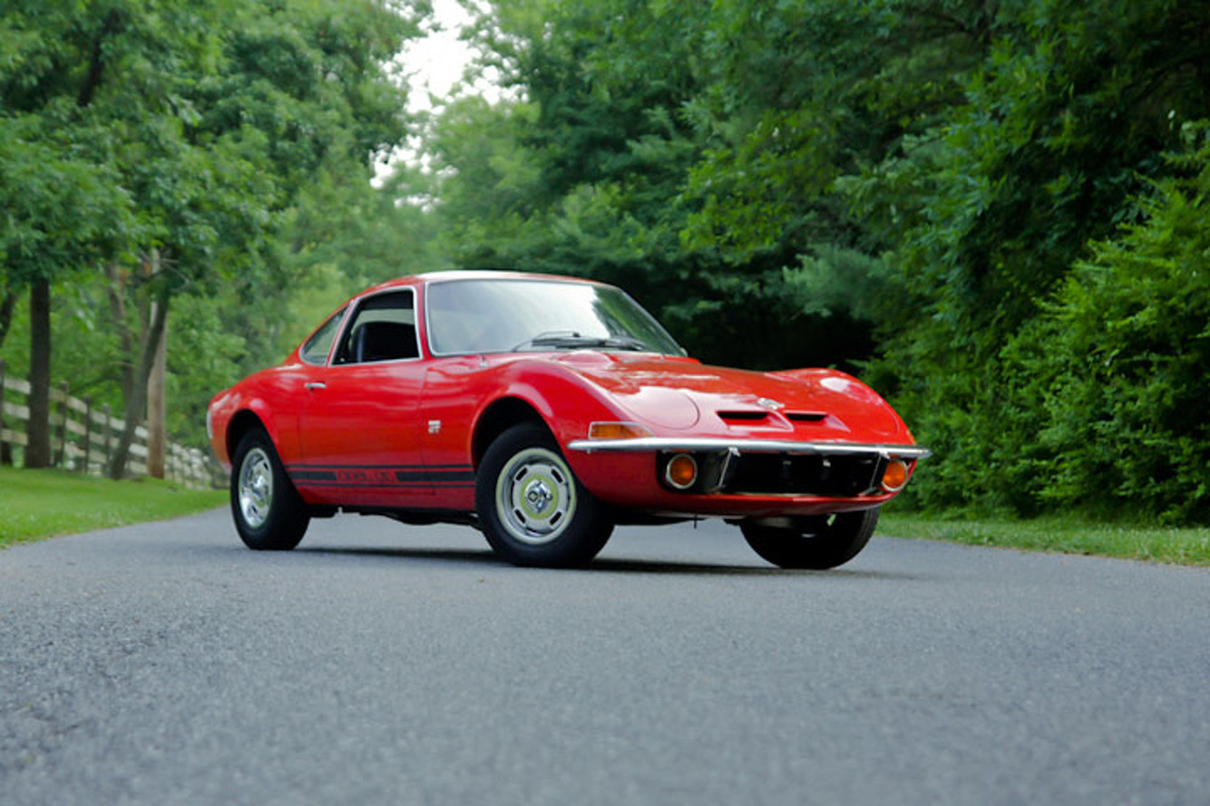 1971 Opel GT Needs a Loving Home
