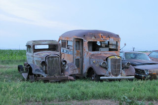 Barn Find: 200 Vintage Cars from Old Chevy Dealer up for Auction