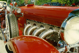 Last American Duesenberg Heads to Auction